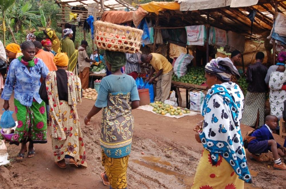 Tanzania-market