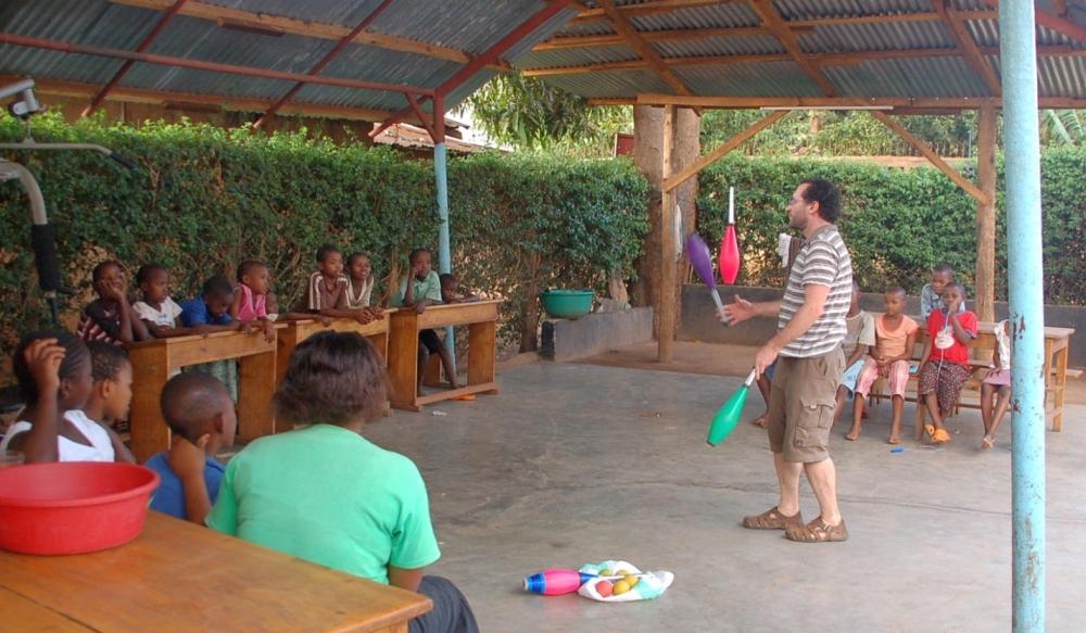 Tanzania-school