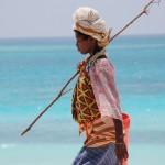Zanzibar woman