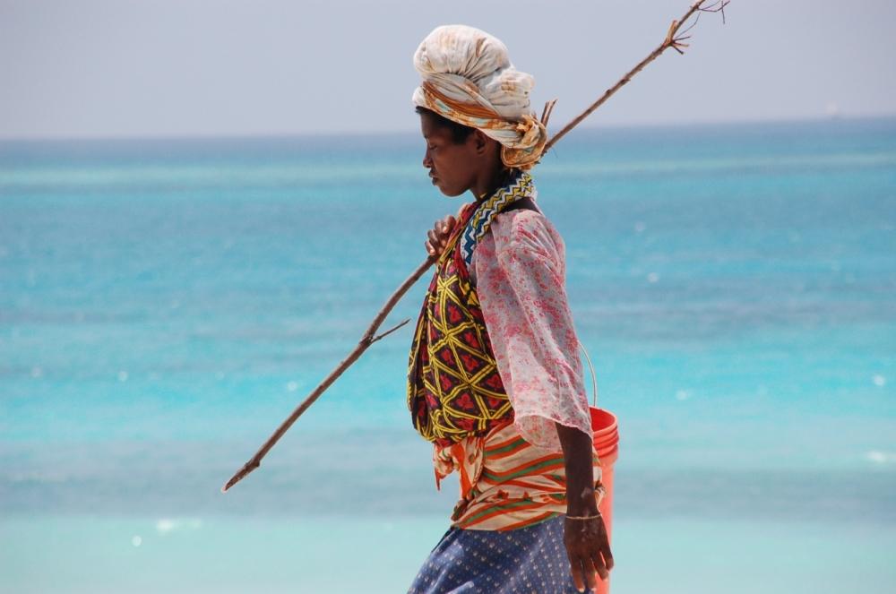 Zanzibar-woman