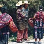 traditional Guatemala costumes