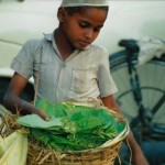 boy street seller India