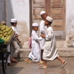 Muslim boys Zanzibar, Tanzania
