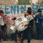 Strassen-Musiker Peru