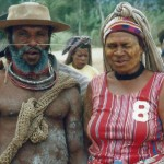 couple PNG highlands