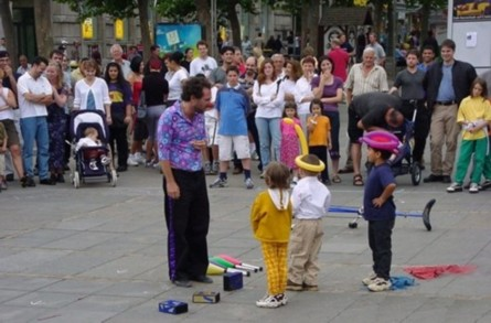 stuttgart-germany-clown-show
