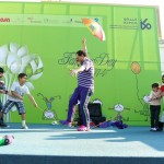 Kuwait clown performance