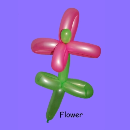 Flower-balloon