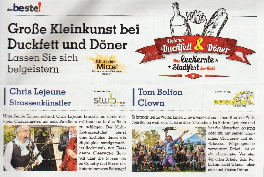 Berbra Strassenfest 2017