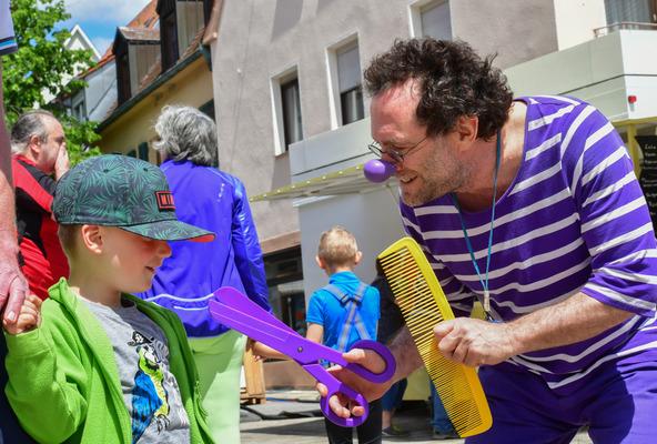 Bönnigheim Brunnenfest 2017 Bietigheimer Zeitung 22.05.2017